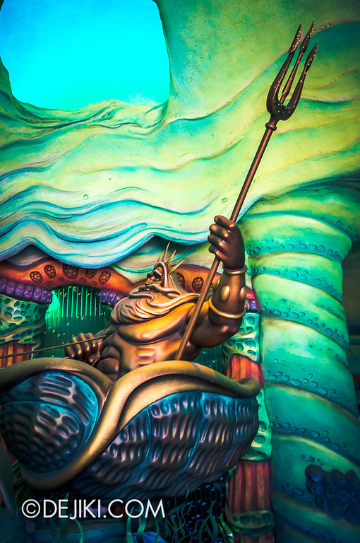 Mermaid Lagoon - King Triton