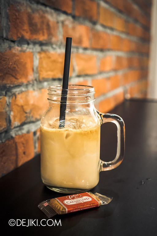 Mean Bean & Wicked Grind - 14 / Iced Latte