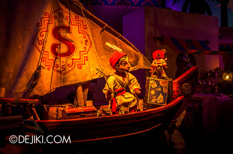 Sindbad's Storybook Voyage -Sindbad and Chandu
