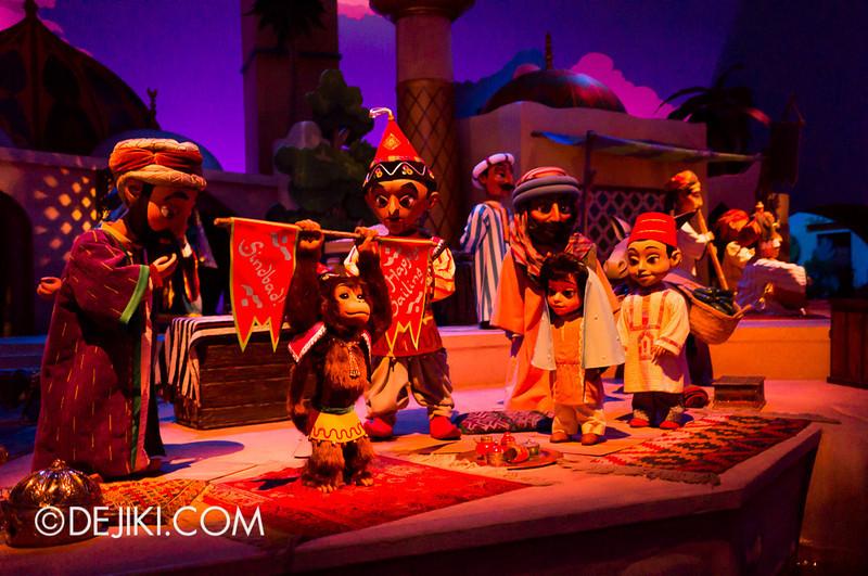 Sindbad's Storybook Voyage - Monkey