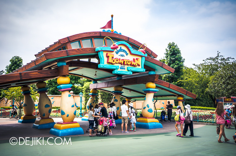 ToonTown Entrance 2