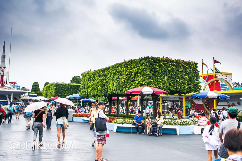 Tokyo Disneyland - Tomorrowland