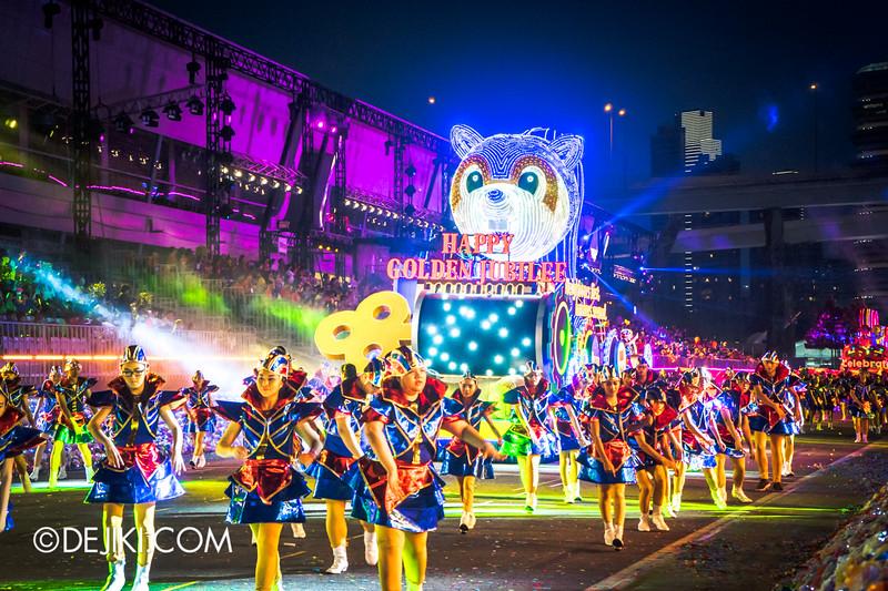 Chingay 2015 - Parade 10