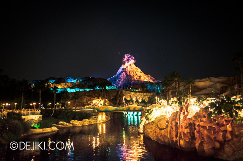 Mysterious Island - Night 9 / From Arabian Coast