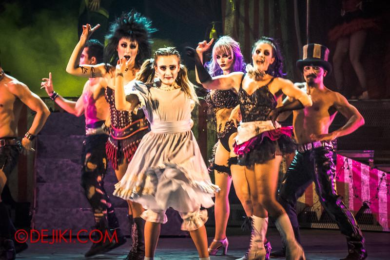 Halloween Horror Nights 4 - Jack's Nightmare Circus - Grand Finale 5