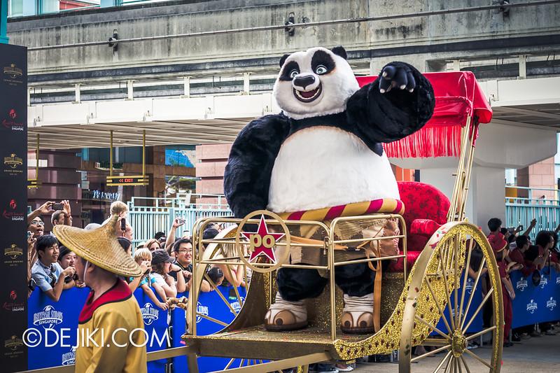 Universal Studios Singapore - Grand Opening 2011 - Parade 14
