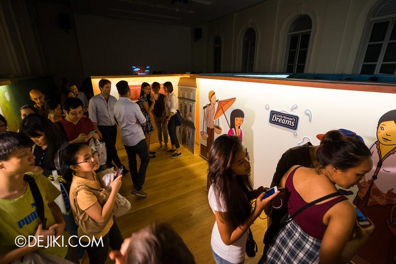 Singapore Night Festival 2015 - A Little Nonya's Dreams 3