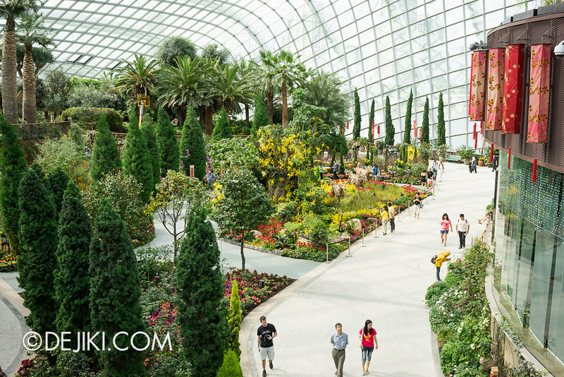 Gardens by the Bay - Year of the Horse Floral Display 3