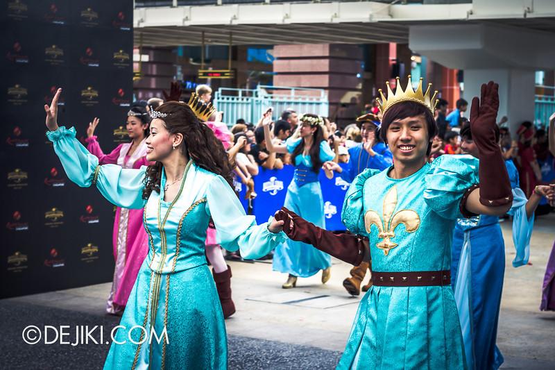 Universal Studios Singapore - Grand Opening 2011 - Parade 20