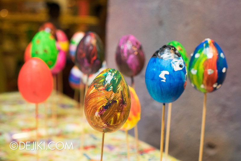 USS Easter Egg Island - Egg Painting 7