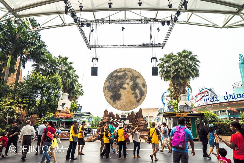 Universal Studios Singapore - Halloween Horror Nights 5 Before Dark Day Photo Report 3 - Blood Moon in Hollywood