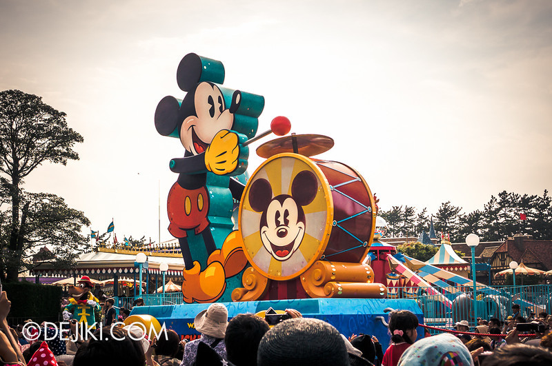Tokyo Disneyland - Happiness is Here Parade 5 / Opening