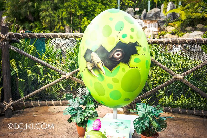 Universal Studios Singapore - Easter Egg 4