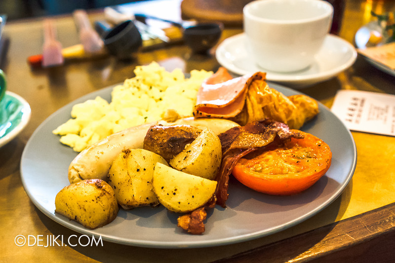 Chye Seng Huat Hardware Coffee Cafe Bar 19 - The Huat Breakfast