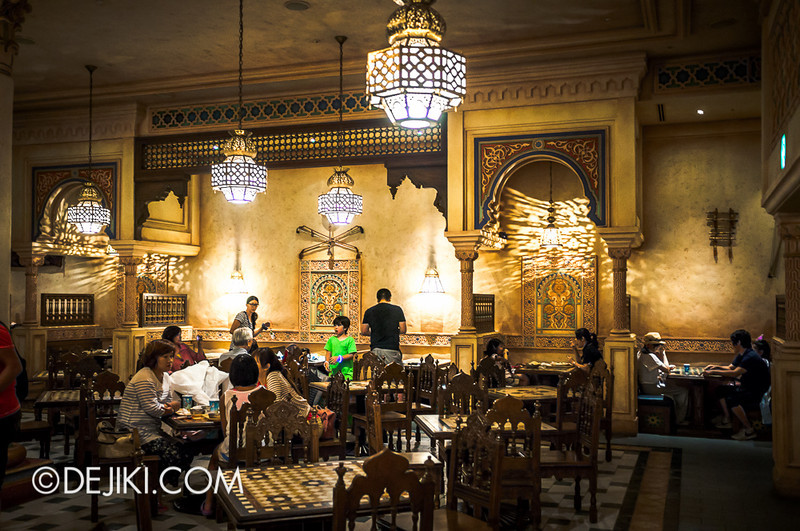 Arabian Coast - Casbah Food Court 9