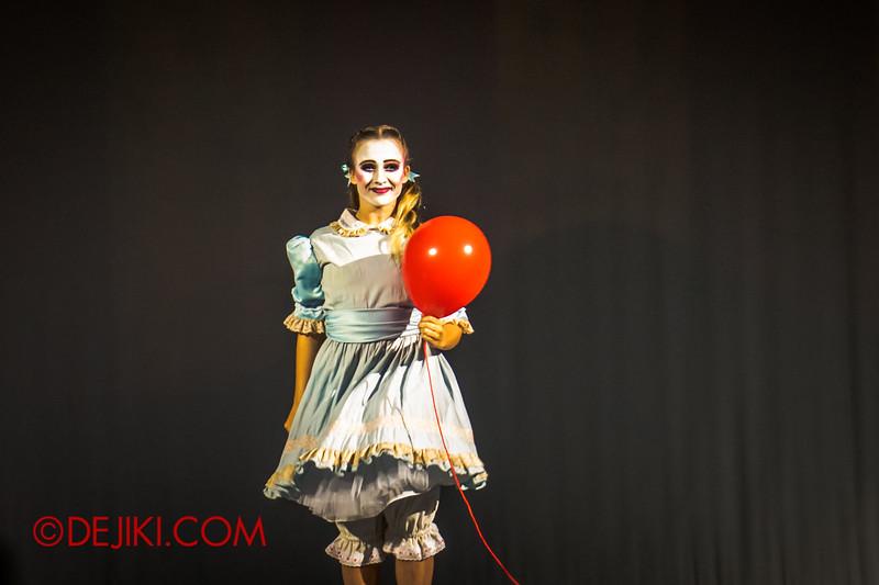 Halloween Horror Nights 4 - Jack's Nightmare Circus - The Girl