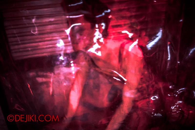 Halloween Horror Nights 4 - The L.A.B Laboratory of Alien Breeding - Specimens Plastic