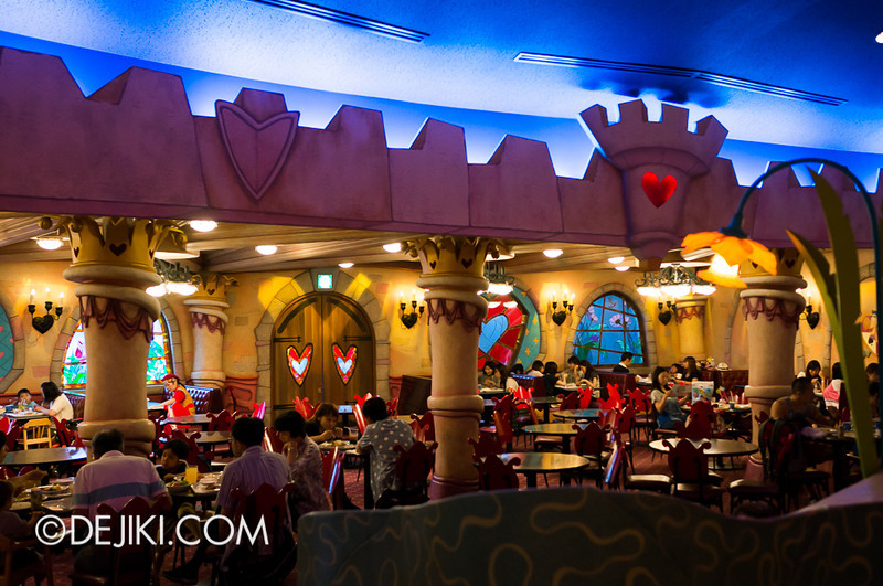 Queen of Hearts Banquet Hall - inside the restaurant 10