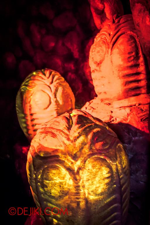Halloween Horror Nights 4 - The L.A.B Laboratory of Alien Breeding - Alien Eggs