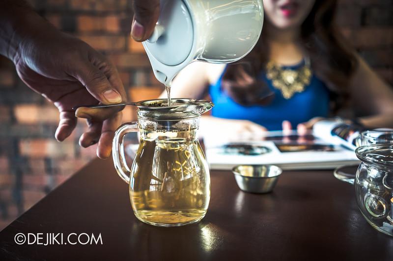 Tiferet Tea Room 15 - Freshly Brewed Tea