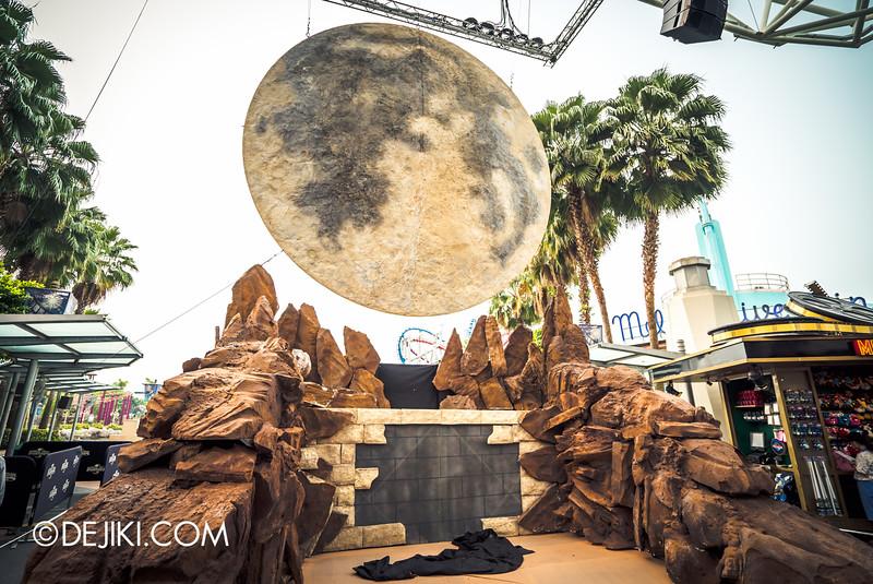 Universal Studios Singapore - Halloween Horror Nights 5 Before Dark Day Photo Report 3 - Blood Moon stage
