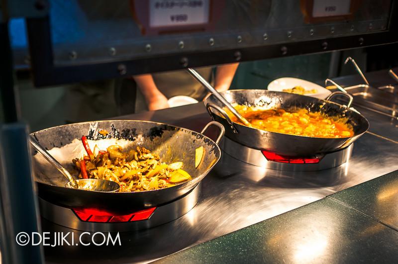 Mysterious Island - Vulcania Restaurant 7