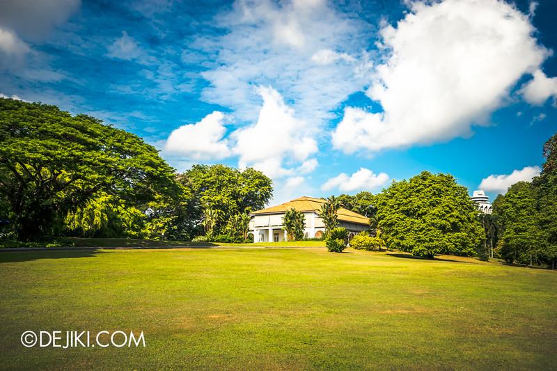 The Istana, Singapore - Sri Temasek on the Hill