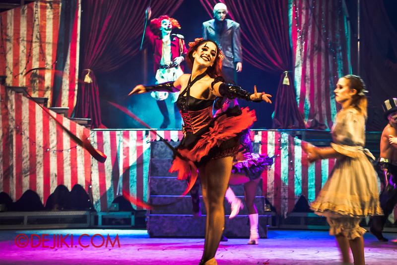 Halloween Horror Nights 4 - Jack's Nightmare Circus - Grand Finale 2