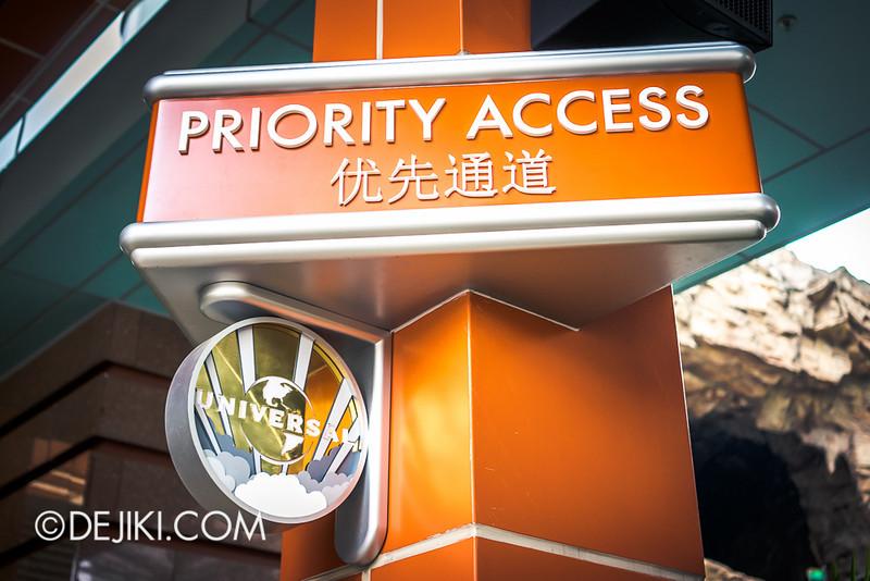 Universal Studios Singapore - Priority Access
