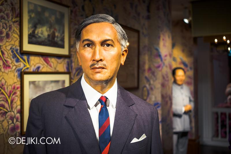 Madame Tussauds Singapore - Yusof bin Ishak