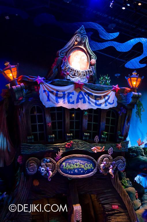 Mermaid Lagoon - Mermaid Lagoon Theater 2