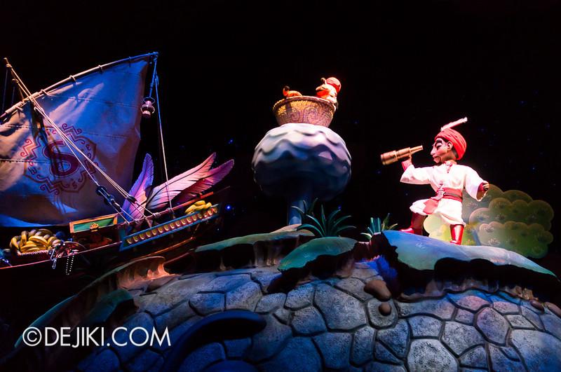 Sindbad's Storybook Voyage - Whale 2