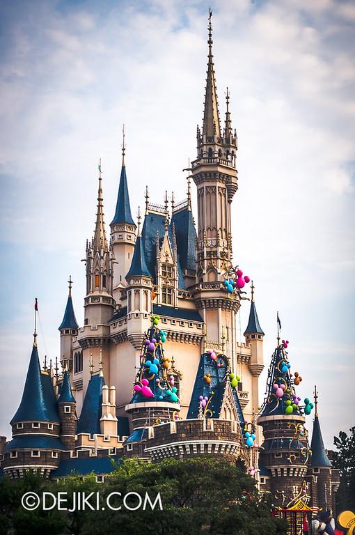 Cinderella Castle A3