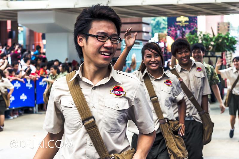 Universal Studios Singapore - Grand Opening 2011 - Parade 03