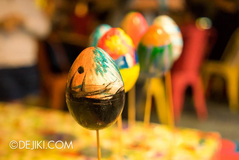 USS Easter Egg Island - Egg Painting 2