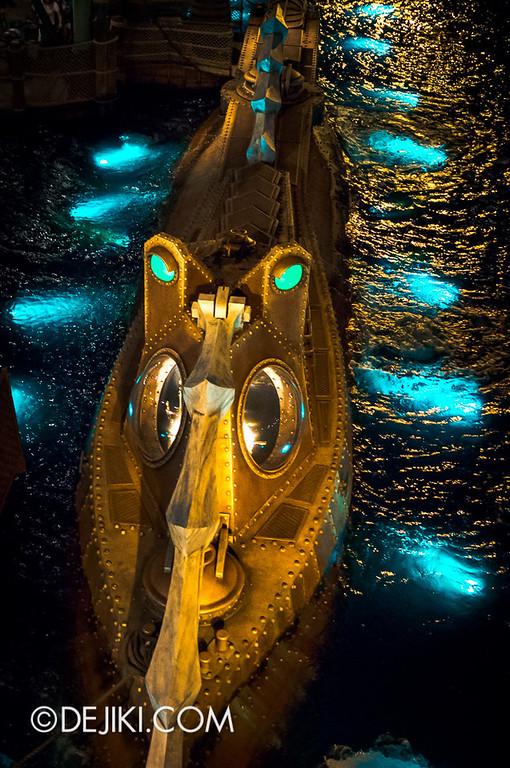 Mysterious Island - Nautilus Sub