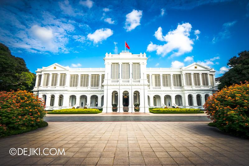 The Istana, Singapore - Istana Main Building, Grande