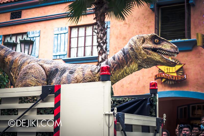 Universal Studios Singapore - Grand Opening 2011 - Parade 04