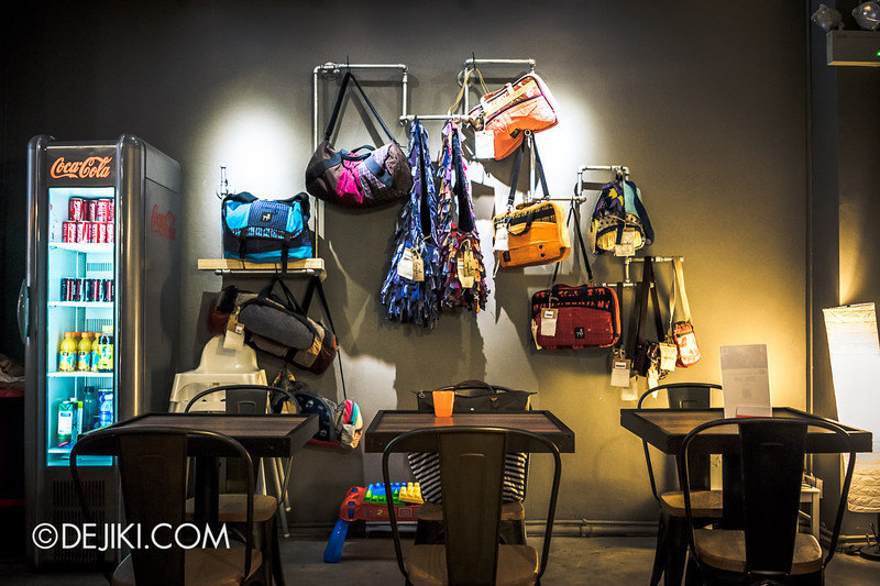 Carry On Cafe 6 - More bags by Yadu