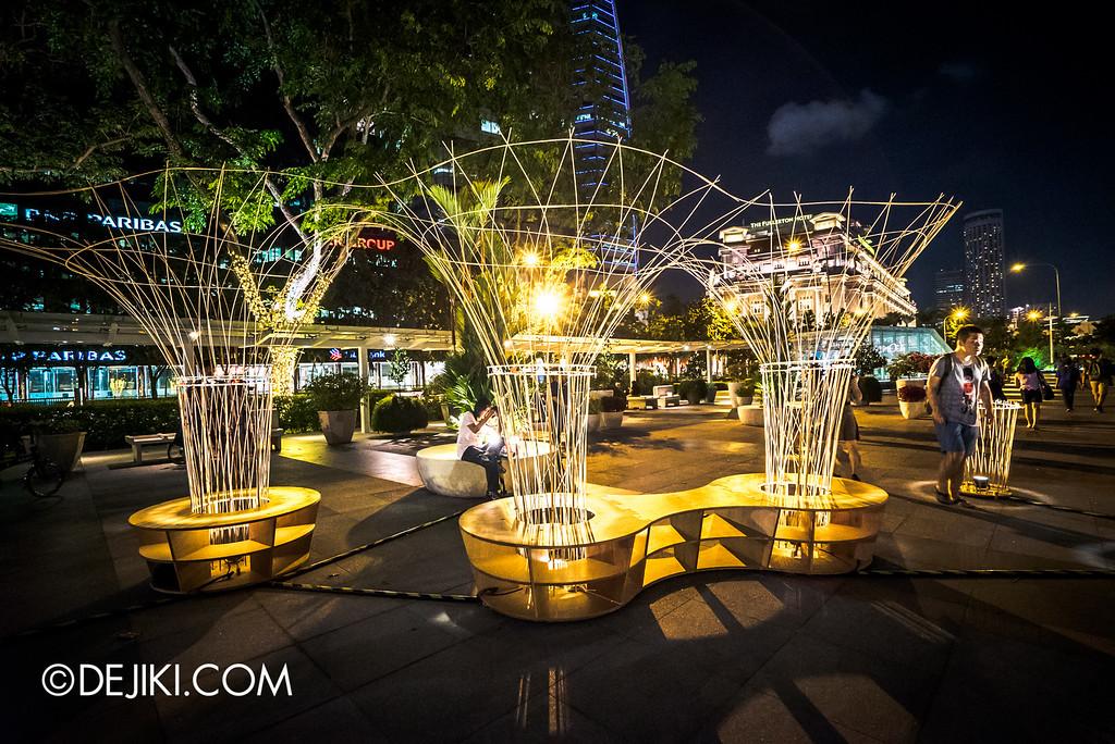 i Light Marina Bay 2016 - Lightscape Pavilion