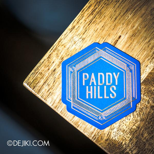 Paddy Hills cafe - dramatique
