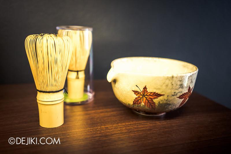 Tiferet Tea Room 21 - Tea Whisk