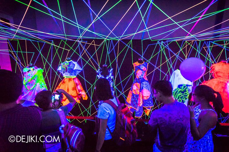 Singapore Night Festival 2015 - Illuminate Fashion Showcase by NAFA 2