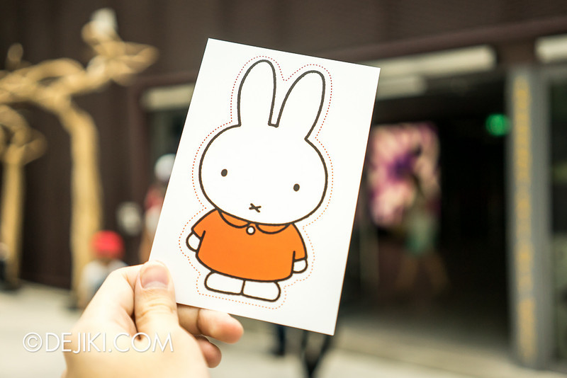 Miffy Postcard Giveaway