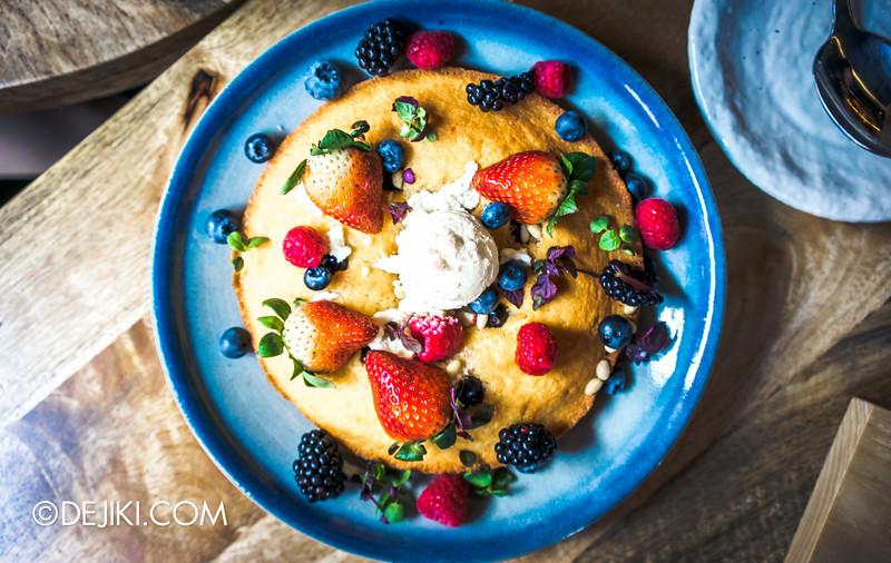 Paddy Hills cafe - Berry Ricotta Hotcake 2