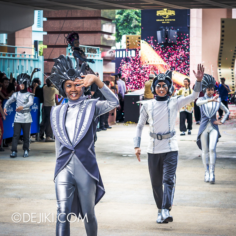 Universal Studios Singapore - Grand Opening 2011 - Parade 11