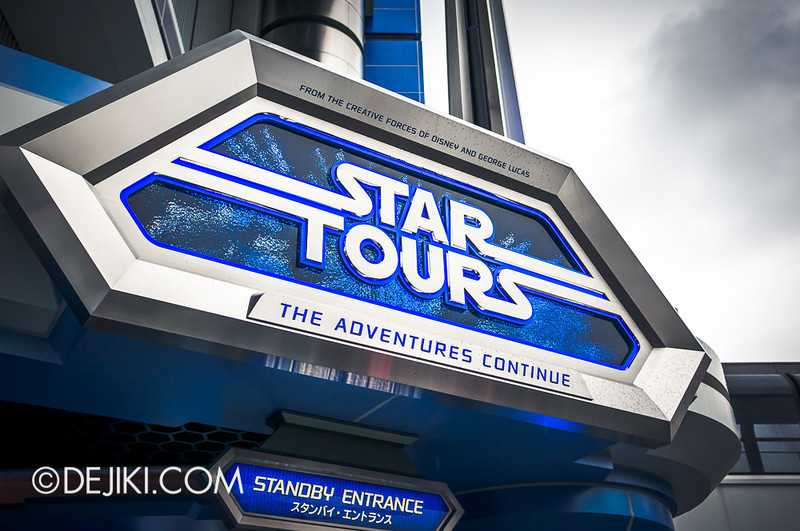 Star Tours: The Adventures Continue