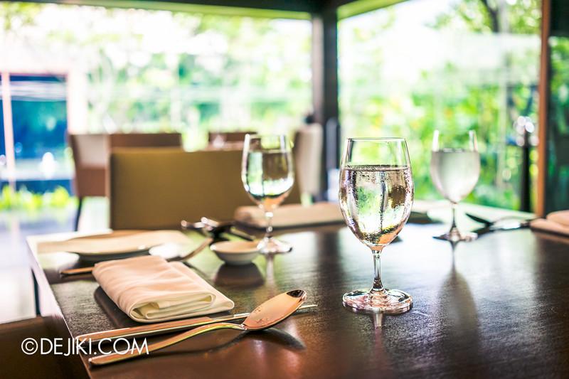 Resorts World Sentosa RWS Fans' Day Out 2015 - Tangerine restaurant