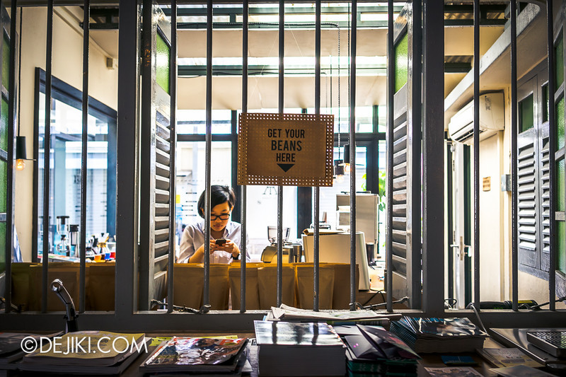 Chye Seng Huat Hardware Coffee Cafe Bar 33 - Get Your beans Here / Coffee Tasting School