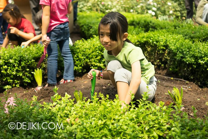 Tulipmania - Kids Planting Tulips 4